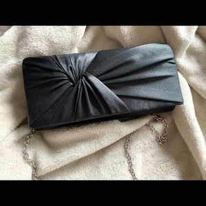Evening clutch-crossbody bag